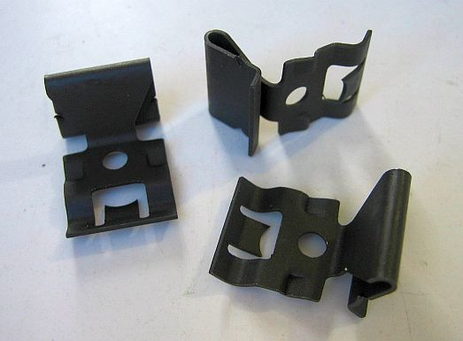 1955 1956 1957 Chevy Windshield Reveal Moulding Clips 20 Txdashcovers Windshield Chevy Ebay