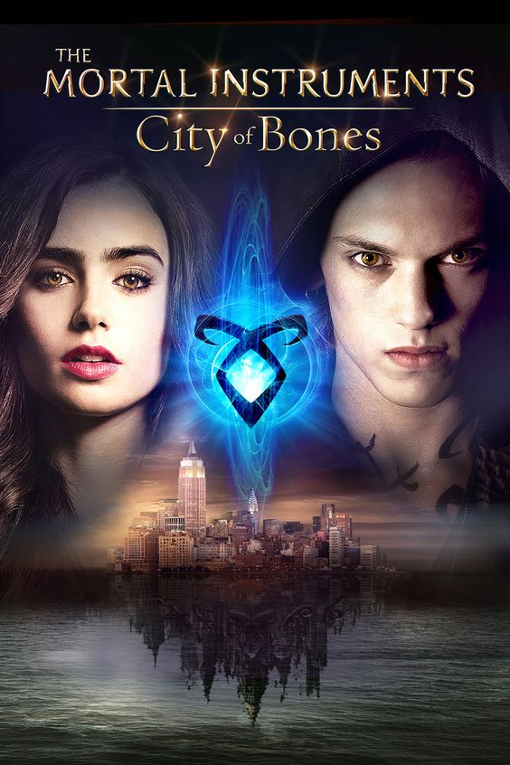 MORTAL INSTRUMENTS, THE: CITY OF BONES - Clary's life turns upside down when her mother is kidnapped & it's revealed that she is actually a shadowhunter, billed with protecting the world from downworlders. Lena Headey, Lily Collins. (CC) © 2013 Constantin Film International GmbH and Unique Features (TMI) Inc. All Rights Reserved.