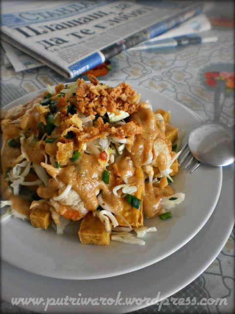 Tahu Gimbal Resep Makanan Resep Tahu Resep Masakan Indonesia