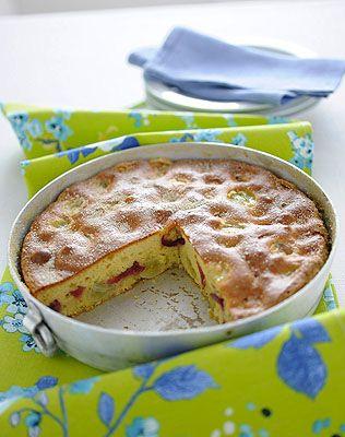 Torta soffice all\'uva - Scuola di cucina - Donna Moderna ...