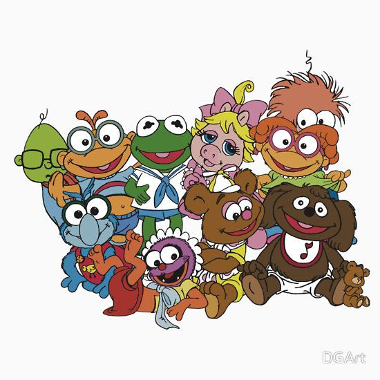Muppet Babies - Group by DGArt                              …