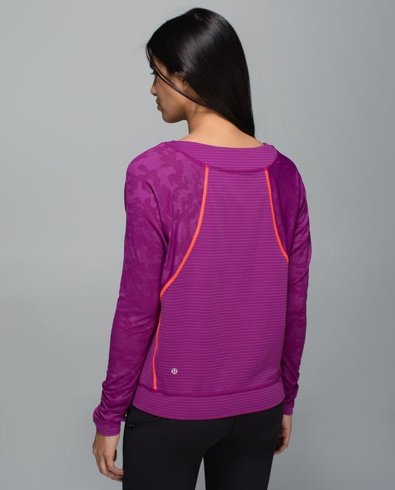 "Wear, run, repeat. We designed this top with special anti-stink technology so that we can wear it multiple times before washing - legitimately removing ""laundry pile""  from our list of workout excuses."