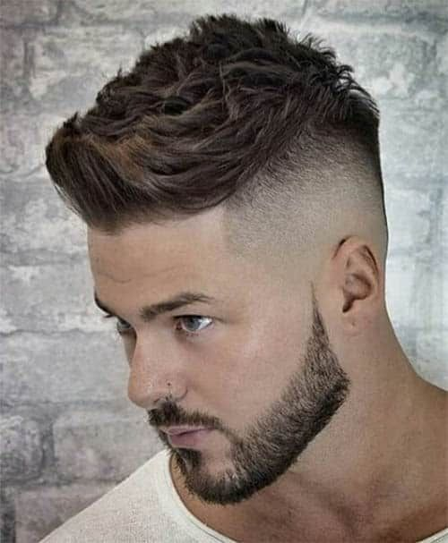 Top 36 Trending And Most Stylish Faux Hawk Haircuts Of 2019 Cool Hairstyles For Men Haircuts For Men Long Hair Styles Men