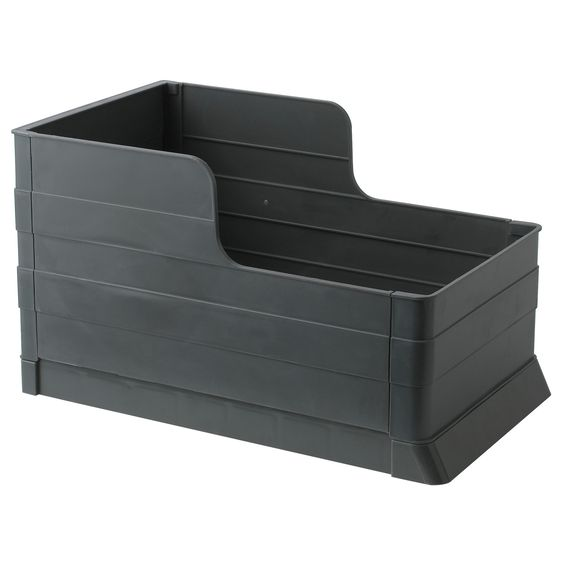 Rationell pull out waste sorting tray ikea ikea for mom pinterest dark ikea hacks and - Ikea pull out trash bin ...