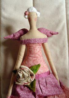 muñeca Tilda