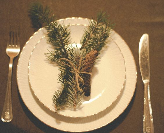 Como hacer un centro de mesa con plantas : via MIBLOG