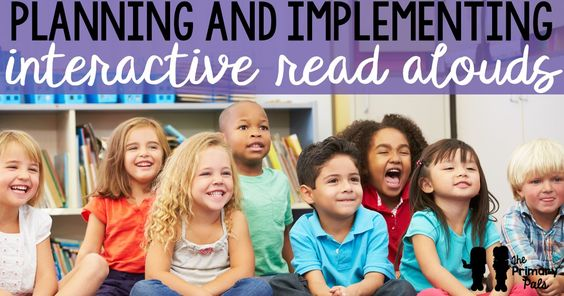 It is important that students of all ages listen to and comprehend texts read aloud. When a text is read aloud to a student, it frees them from the stress of decoding and focusing on expression. Interactive read alouds give teachers a great opportunity to