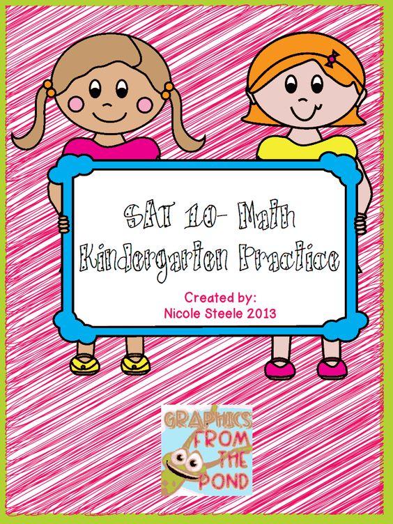 Sat 10 Kindergarten Math Prep Pdf Google Drive Kindergarden Reading Kindergarten Practice Kindergarten Math