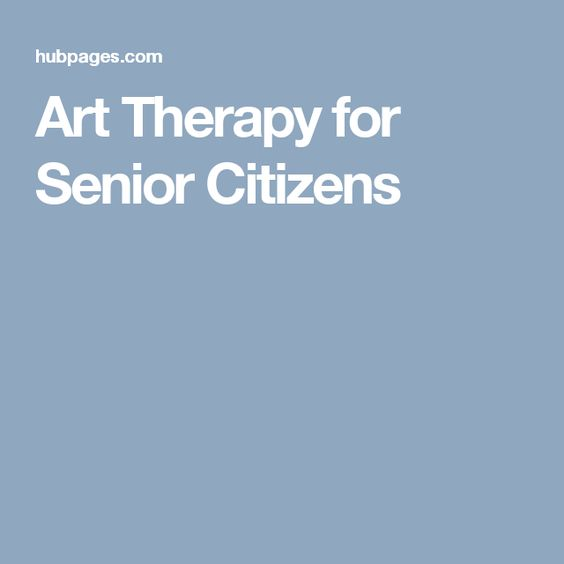 Art Therapy topics for senior papers