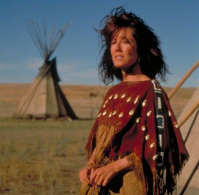 Dances with wolves--------- WONDERFUL MOVIE!!!!!! I would recommend this to everyone and anyone!