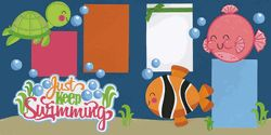 Just Keep Swimming Page Kit