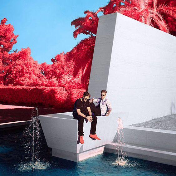 Zedd, Liam Payne – Get Low (single cover art)