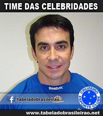 Padre Fábio de Melo torce pelo Cruzeiro