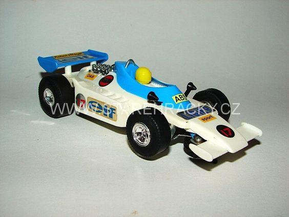 Autodráha - auto Ligier
