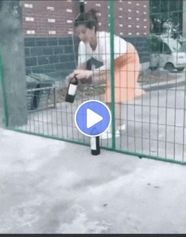 Ele entrou no estreito duas vezes