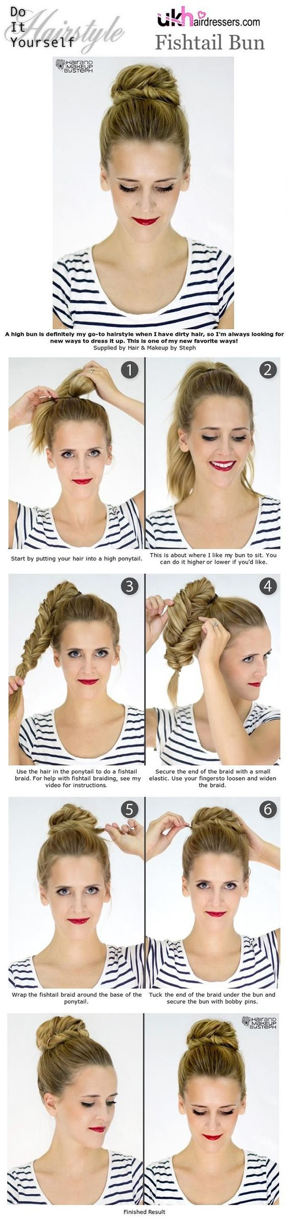Easy NoHeat Hairstyles For Dirty Hair Shorts Easy And Hair - 15 spectacular diy hairstyle ideas