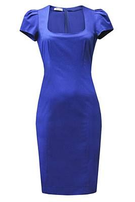 Moschino cheap and chic blue dress