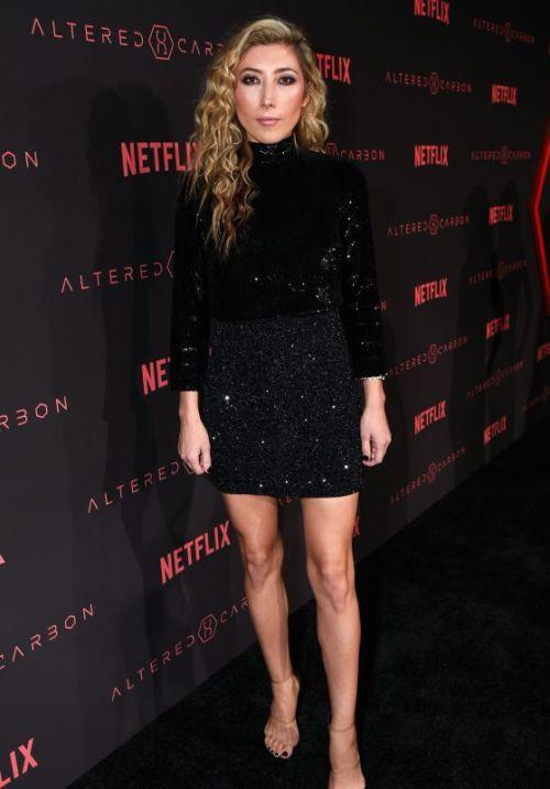 Dichen Lachman Netflix S Altered Carbon Premiere At Mack
