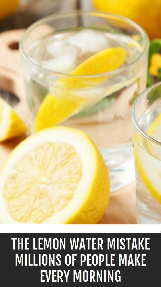 Lemon water benefits 89565