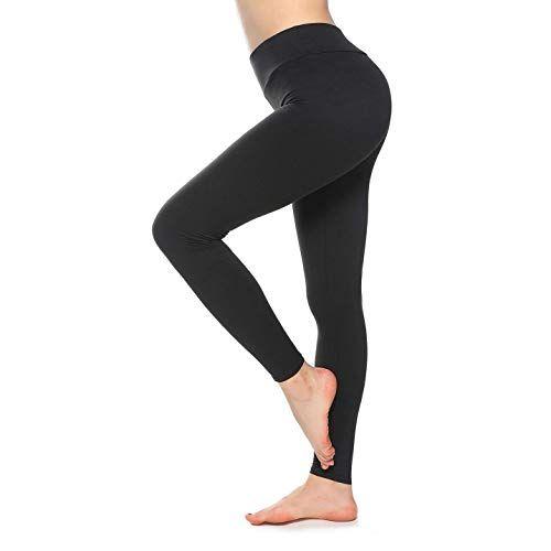SINOPHANT Legging Femmes Pantalon de Sport Jegging Taille Haute Femme Yoga Opaque Doux Grande Taille