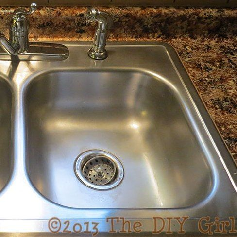 Best Way To Clean Stainless Steel Appliances (and Keep Them Clean)   The  DIY Girl   Pinterest   Cleaning Stainless Steel