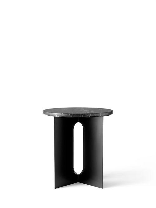 Plinth Cubic Black Marble Accent Tables Furniture Shop