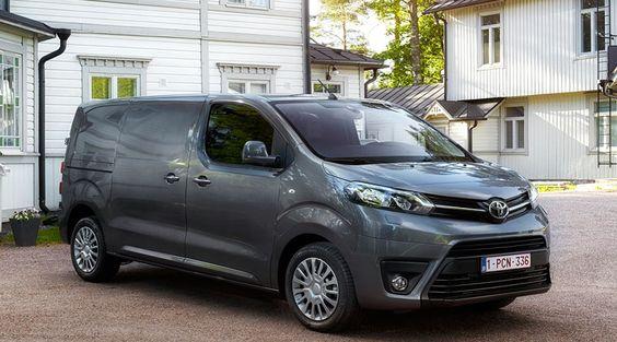 Nuevo Toyota PROACE Furgón: http://automagazine.ec/nuevo-toyota-proace-furgon/# http://automagazine.ec/