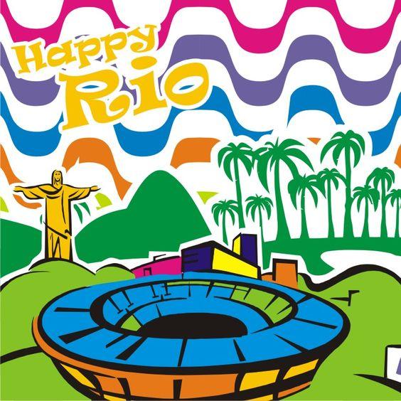 Pop Art & Cia: RIO DE JANEIRO