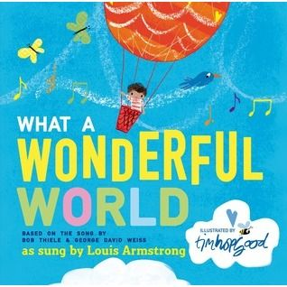 """First recorded in 1967 by Louis Armstrong, and with sales of over one million copies, """"What a Wonderful World"""" has become a poignant mess..."""