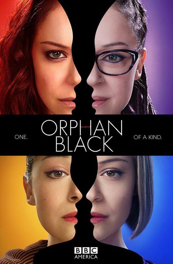Resultado de imagem para orphan black cartaz