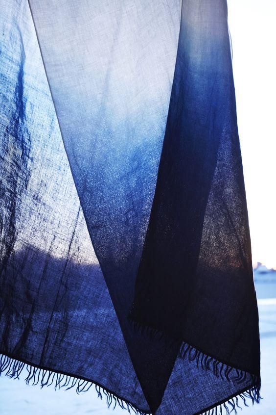 Indigo, Blue and Texture on Pinterest