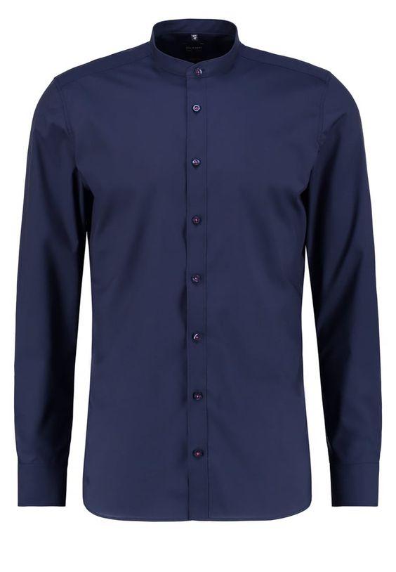 Olymp Level 5 BODY FIT Hemd marine Bekleidung bei Zalando.de | Material Oberstoff: 97% Baumwolle, 3% Elastolefin | Bekleidung jetzt versandkostenfrei bei Zalando.de bestellen!