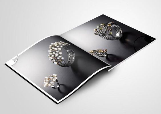 interior design brochure - Brochure design, Brochures and Jewelry on Pinterest