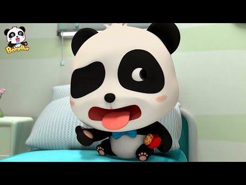 Bayi Panda Kiki Takut Dengan Suntikan Kartun Anak Bahasa Indonesia Babybus Youtube Baby Cartoon Cartoon Kids Funny Cartoons For Kids