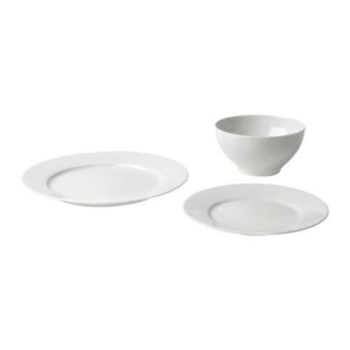 This is what I have already.. but lots afre broken (I only have one bowl) IKEA 365+ 18-piece service - IKEA