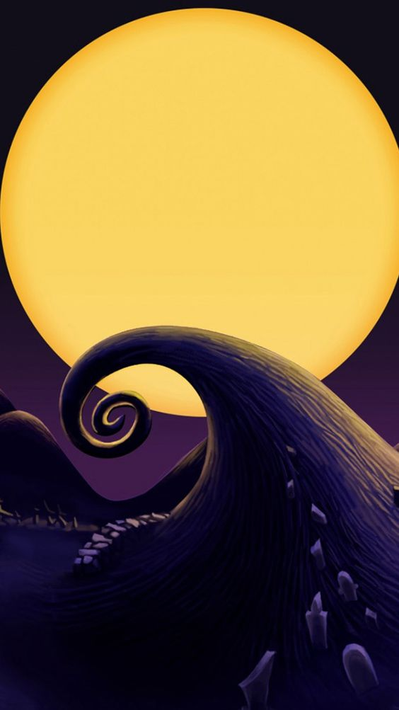 Nightmare before, Before christmas and iPhone wallpapers