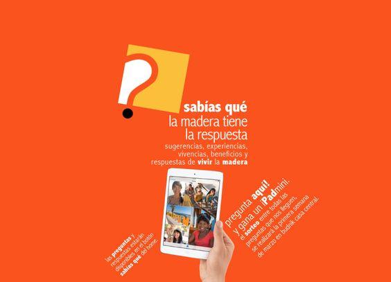 Pregunta y Gana un iPad mini en la Feria Internacional de Pisos.