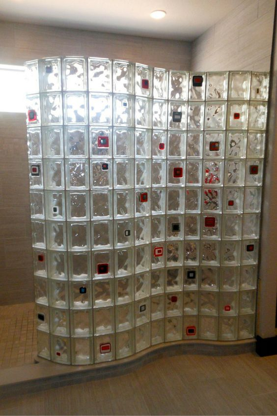 How To Compare Shower Pans For A Glass Block Wall Tile