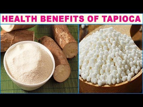 Amazing Health Benefits And Nutrition Facts About Tapioca Youtube Nutrition Facts Nutrition Health Food