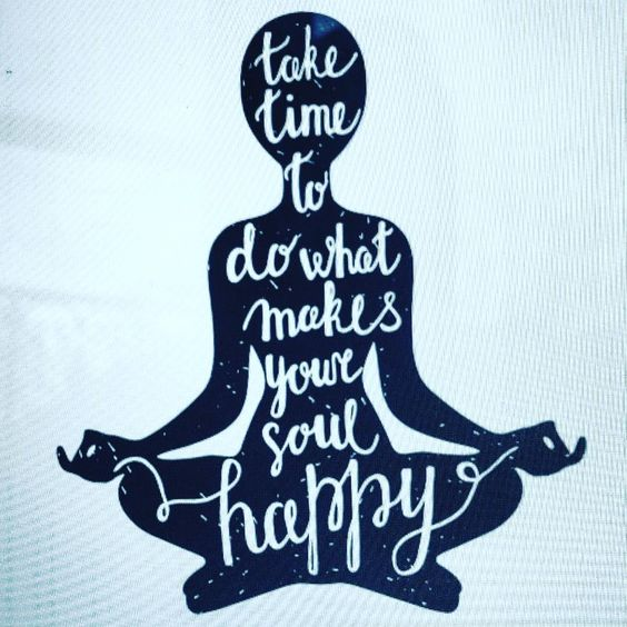 Take time to do what makes your soul happy! Daily Motivation by MorningCoach.com Your Personal Evolution System #alwayspositive: