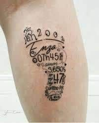 Children Tattoos 51 Tattoos For Kids Tattoos For Childrens Names Tattoo For Son