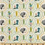 Woodland Trails Owl Cream