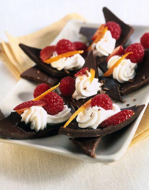 Se sei un'appassionata di cioccolato non puoi farne a meno nemmeno quando fa caldo!