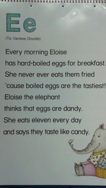 E Alliteration Poem Abc Alliteration Poems Pinterest