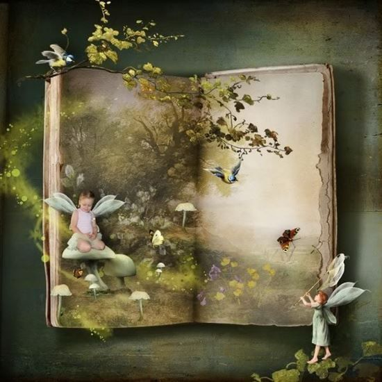 Fantasy..IN A WONDERFUL BOOK