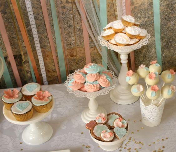 Cupcake: Eric + Gigi