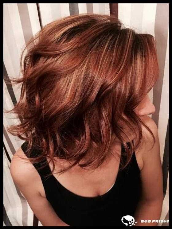 100 Rotbraune Haarideen Fur Den Herbstbeginn Hair Coole Bob Bobfrisuren Coolesthairstyleforwomen Hair Color Auburn Red Hair With Highlights Light Red Hair