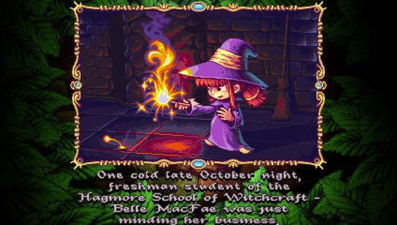 Steam:Mystik Belle