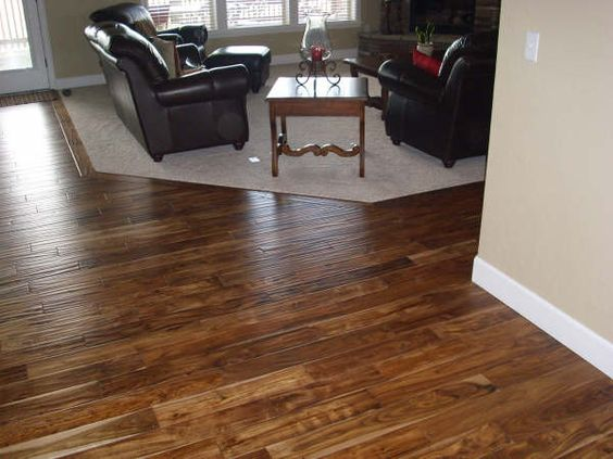 Pinterest the world s catalog of ideas for Tobacco road acacia wood flooring