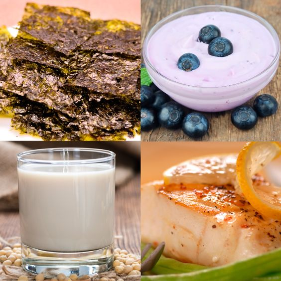 Are You Eating Enough Iodine-Rich Foods?